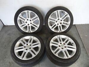 "Vauxhall  Vectra C 2002 - 2008 17"" Alloy Wheel & Tyre Full Set 205 50 R17"