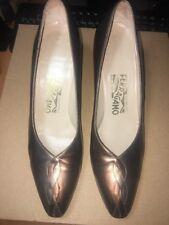 Salvatorre Ferragamo Shoes DQ 27876 1881 Women' Size 10 Preowned