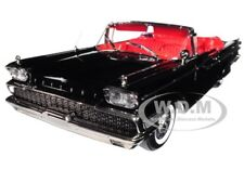1959 MERCURY PARK LANE OPEN CONVERTIBLE BLACK 1/18 PLATINUM EDITION SUNSTAR 5153