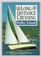 Long-Distance Cruising: The Ocean Sailing Handbook-ExLibrary