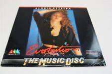 GLORIA ESTEFAN & THE MIAMI SOUND MACHINE Evolution - MUSIC DISC - LASERDISC
