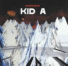 RADIOHEAD KID A [LP] NEW VINYL RECORD