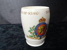 More details for adams china beaker - edward viii 1937 coronation.