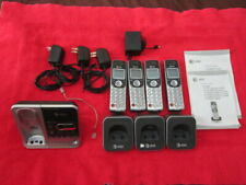 AT&T TL72408 5.8GHz Cordless Telephone/Answering System W/Caller ID/Call Waiting