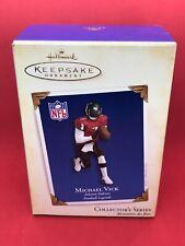 Hallmark Keepsake Ornament Michael Vick Nfl Atlanta Falcons Collector's Series