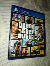 Grand Theft Auto V 5 for Sony PlayStation 4 PS4 *NEW*