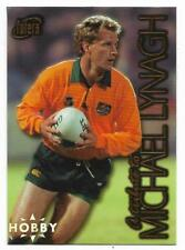 1996 Futera Rugby Union TRIBUTE (ML4) Michael LYNAGH Sample