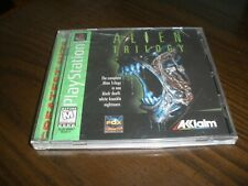 Alien Trilogy (Sony PlayStation 1, 1996) COMPLETE TESTED WORKS