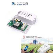 Sonoff G1 Gprs /Gsm Remote Power Smart Switch Phone App Support Sim Card eWelink