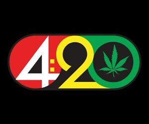 New 420 Marijuana Pot Leaf Fleece Throw Blanket Gift Weed Smoke Cannabis Stoner
