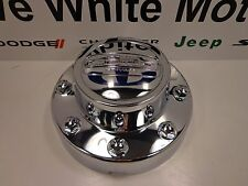 11-17 Dodge Ram 3500 Dually New Longhorn Edition Rear Chrome Center Cap Mopar