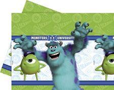 DISNEY Pixar Monsters University Copertura Tavolo in plastica (120 x180cm)