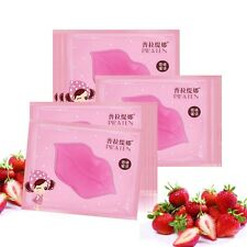 8 Packs/lot Pilaten Women Moisturizing Exfoliator Collagen Crystal Lips Mask
