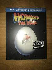 Howard the Duck BLU-RAY STEELBOOK - FYE EXCLUSIVE