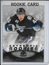 10-11 SP Game Used Dana Tyrell Rookie # 143