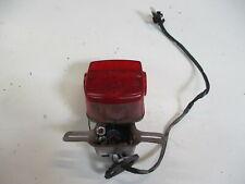 2. Suzuki GN 125 NF41A Rücklicht Bremslicht Stoplicht mit Halter Chrom Taillight