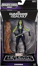Marvel Legends Guardians Of The Galaxy BAF Groot-GAMORA NEW