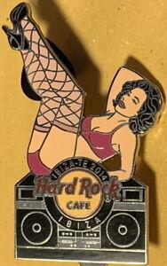 Hard Rock Hotel IBIZA 2014 Sexy Bikini Girl Ibiza-Te PIN EVENT LE 100 HRC #80934