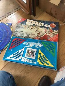 Vintage Space 1999 Board game 1974 Omnia