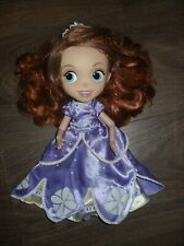 """DISNEY PRINCESS ARIEL TALKING DOLL 12"""" INCHES REMOVABLE CLOTHES & SHOES"""