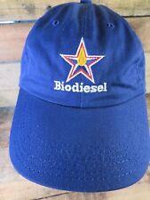 BIODIESEL Fuel Adjustable Adult Hat Cap
