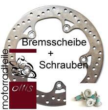 ABM / Spiegler Bremsscheibe hinten + Schrauben - BMW R 1200 GS - Bj.04-12 + ABE