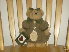 Boyds Plush Bear Bailey Fall 1997