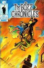 BOZZ CHRONICLES #1-6 VERY FINE / NEAR MINT 1985 EPIC COMICS