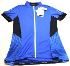 Pearl Izumi ELITE Pursuit Jersey Short Sleeve Women's Dazzling Blue Size XL New