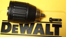 "DeWalt  Keyless 1/2"" Chuck W/Screw,dc759-dc720-dc725-dc988-dcd785-dcd780-dcd771"