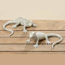 Eidechse 24cm 2 Modelle,Gecko,Echse,Gartendeko,Wandobjekt,Neu!!!
