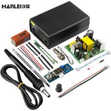 Electric Unit Digital Soldering Iron Station Controller Diy Kits For Hakko T12
