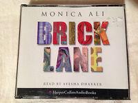Audio Book - Monica Ali - Brick Lane
