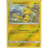 Pokemon TCG: Electabuzz - 71/214 - Uncommon Reverse Holo Card - SM8 Lost Thunder
