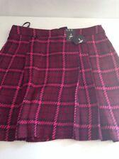 Atmosphere Pleated, Kilt Polyester Skirts for Women