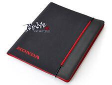 2017 Genuine Honda Merchandise A4 Desktop Conference File Note Pad Binder Folder