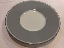 "DANSK CONCERTO ADAGIO GREY 6.25"" SAUCER .. FLAWLESS / HARD TO FIND PATTERN"