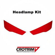 Pro Paint Protection Film Headlamp Kit 2pcs For Audi A7 S7 2016-2017
