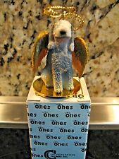 Bedlington Terrier Angel Dog * New in Box!
