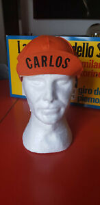 Vintage 1975 Carlos cycling cap casquette maglia ciclismo