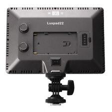 Nanguang LuxPad 22 Pro Ultra Thin 112-LED 11W Videoleuchte Polster fuer Nik H9J5