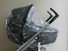 New RAINCOVER Zipped to fit Maxi Cosi Loola Up Street Carrycot & Seat unit