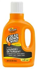 Dead Down Wind Laundry Detergent 20 oz - Odor Elimination for Hunting Gear - Uns