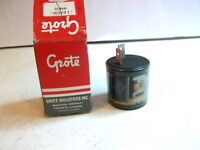 GROTE 44810 Electromagnetic Flasher New In Original Box