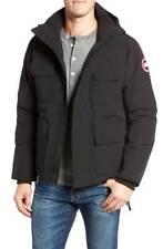 Canada Goose Men's Maitland Down Parka Men's Black Jacket Size Large
