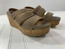 Coclico Womens Size 38.5 US size 8 Platform Wedge Shoes