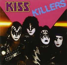 Kiss Killers (1982) [CD]