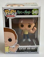 Funko Pop 340 VINILE Rick /& Morty senziente BRACCIO Morty Figura modello da collezione N