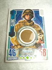 Doctor Who Costume Card Cleric 1500/2700