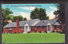 ATHENS GEORGIA GA Christian College of Georgia Old Vintage Postcard